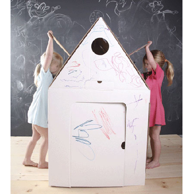Children's playhouse from Little Urbanites