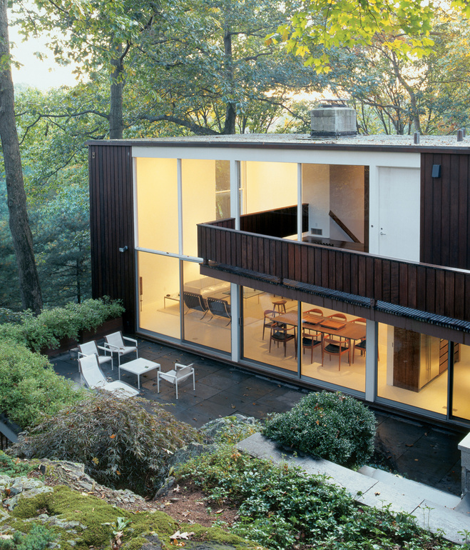 bassam fellows house exterior