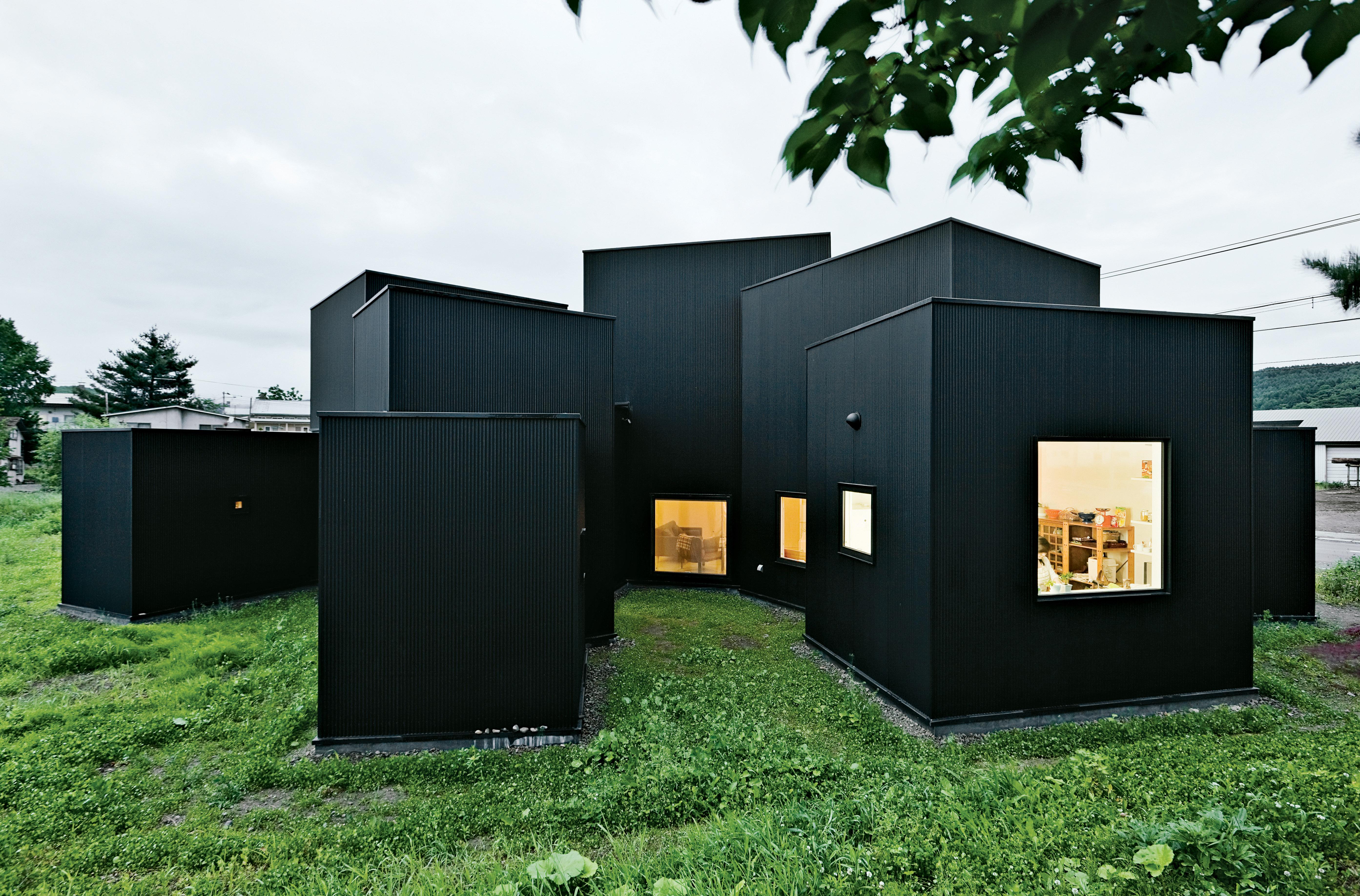 house o exterior