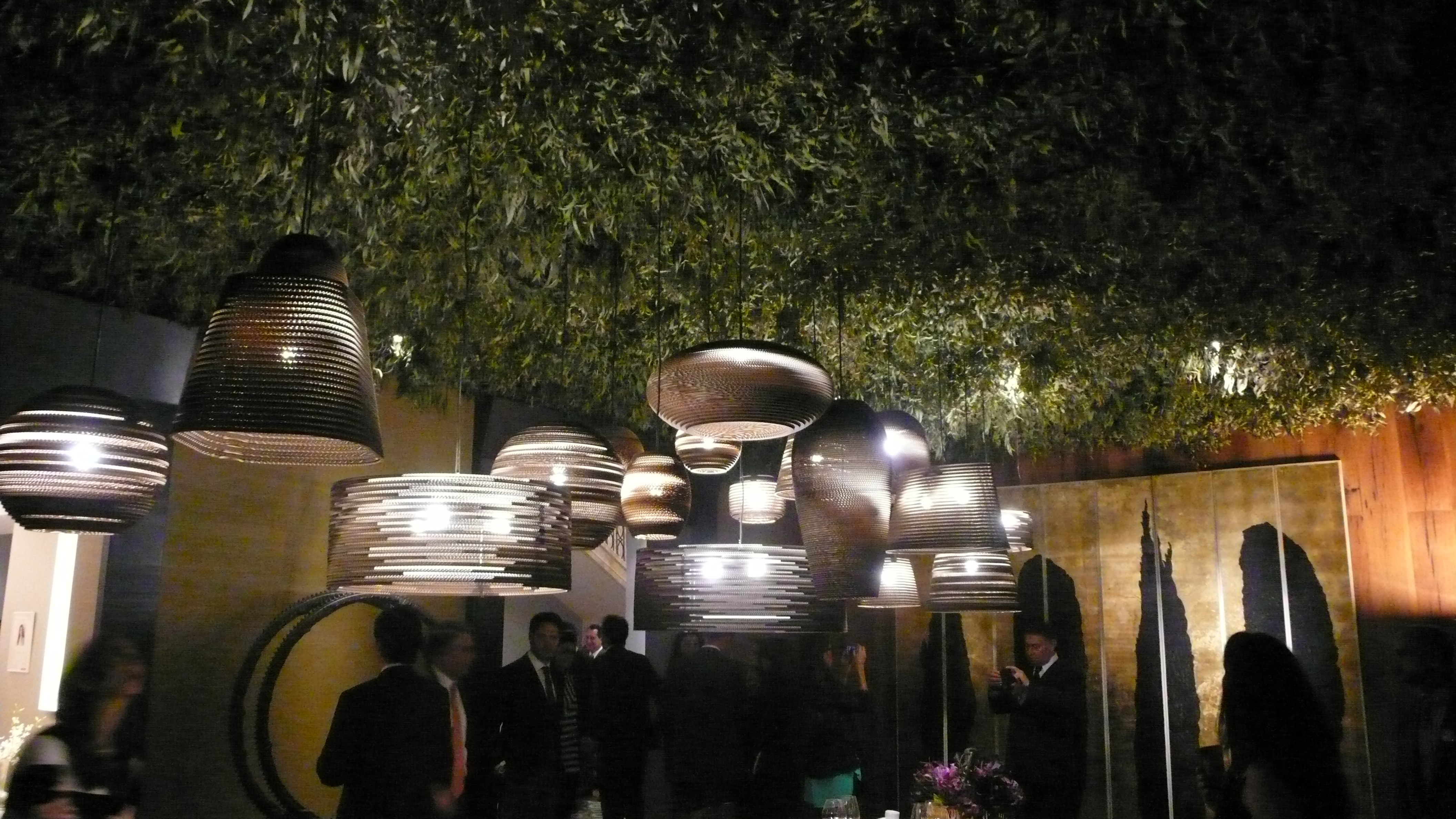 design week mexico design house dining room