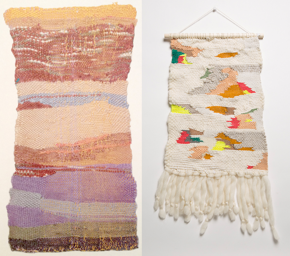 Minna weaving fiber art textile gift guide