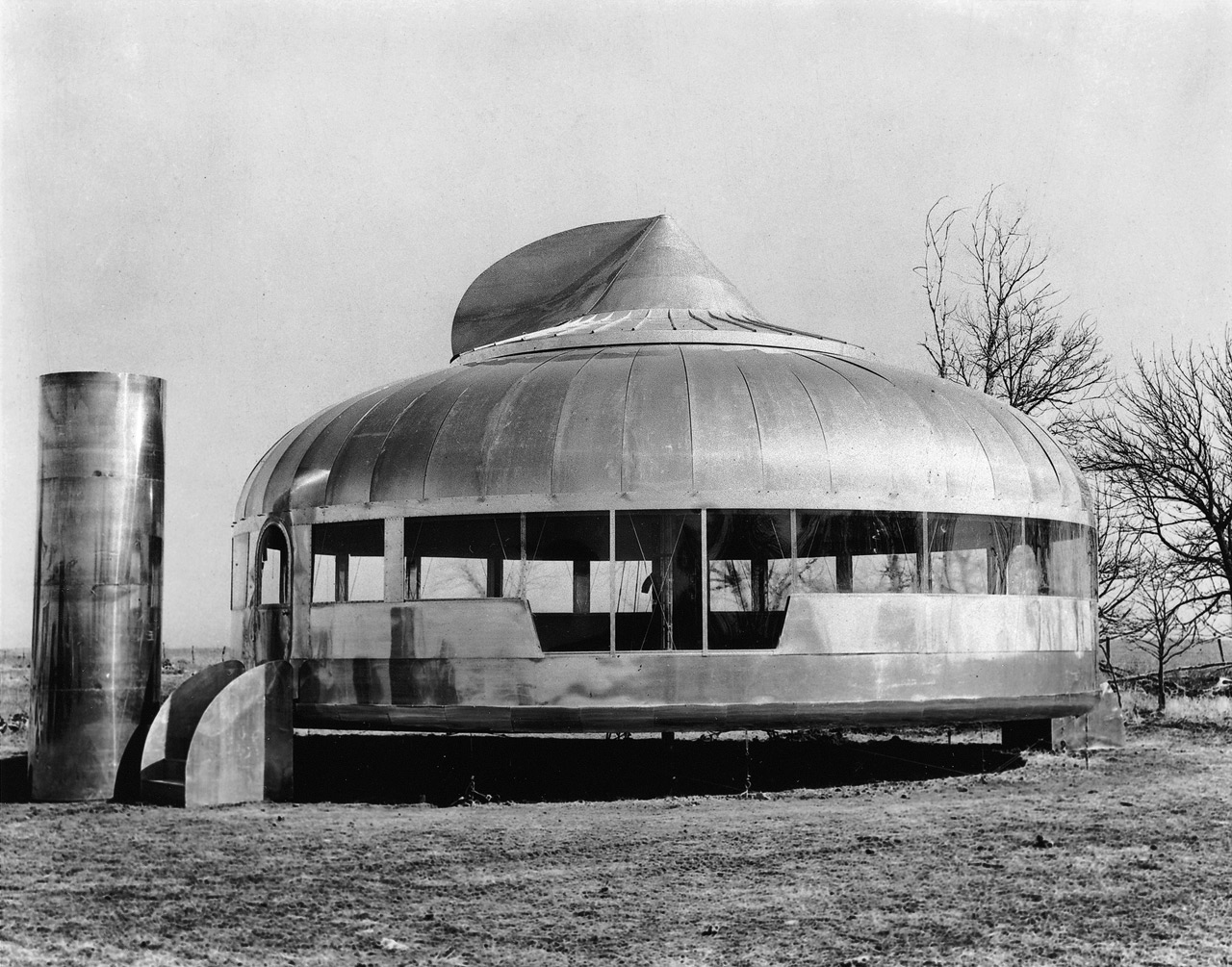 buckminster fuller dymaxion house