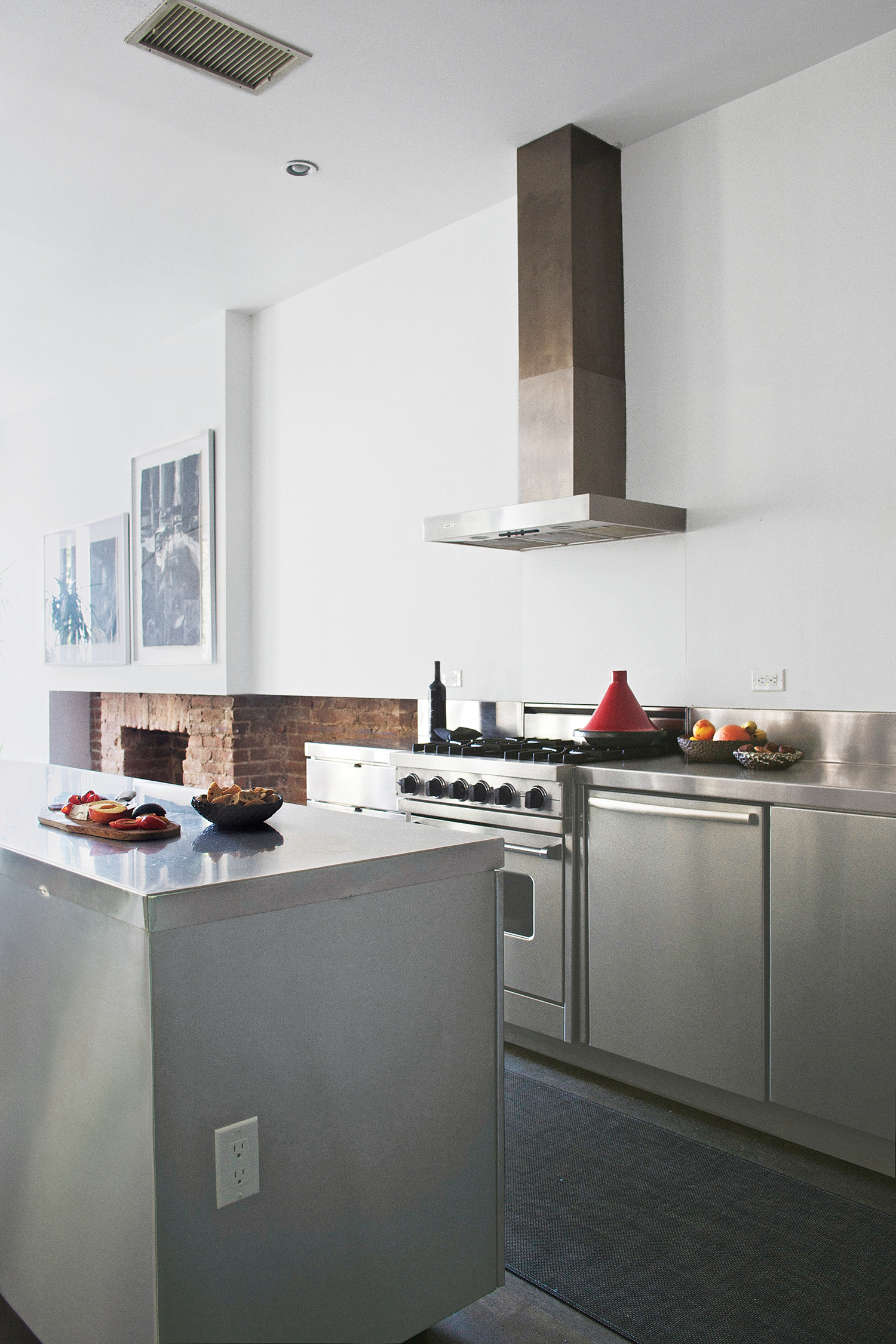 Brooklyn renovation interior kitchen