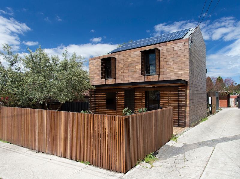 stonewood house by breathe architecture exterior