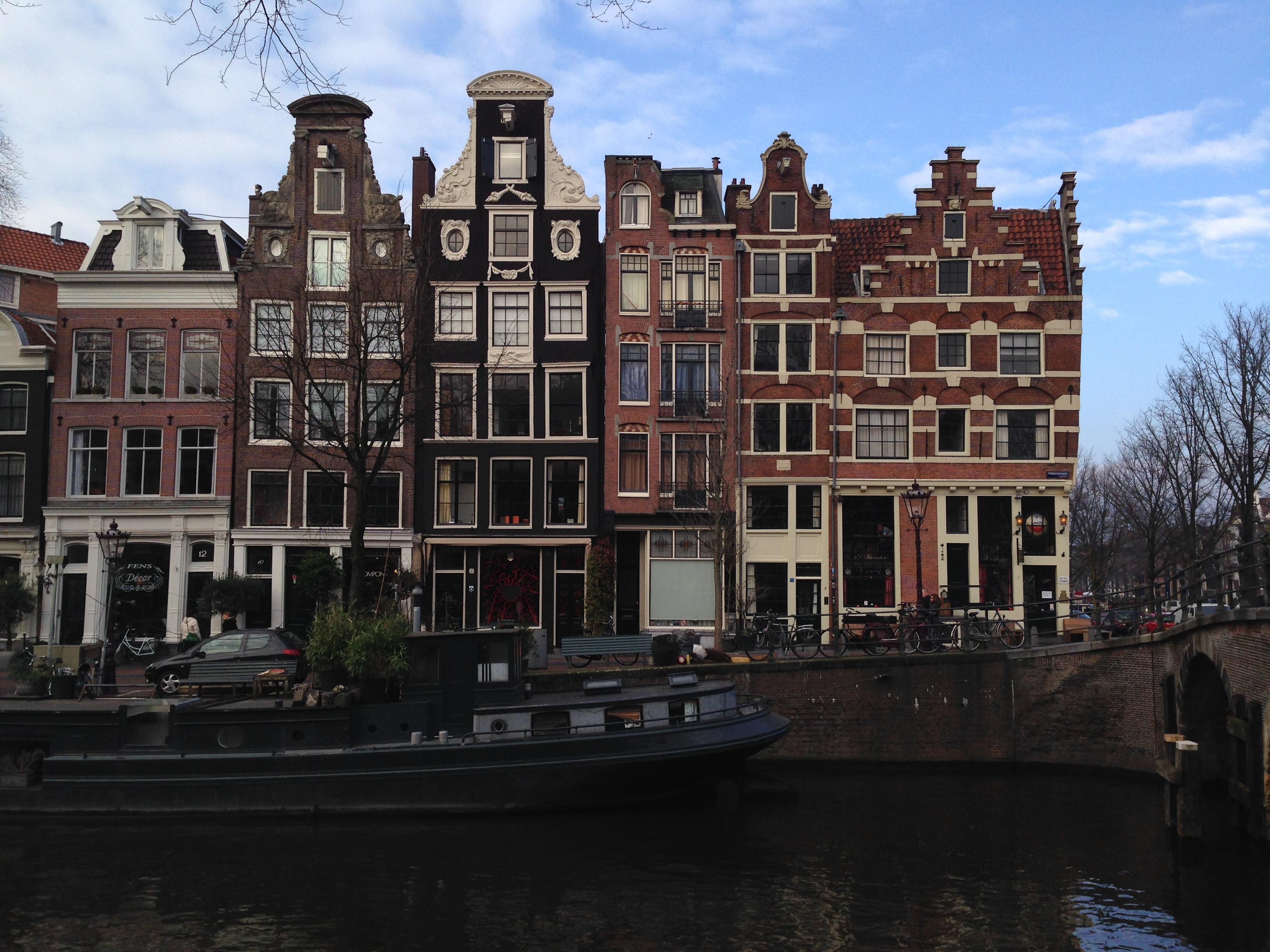 design guide to Amsterdam