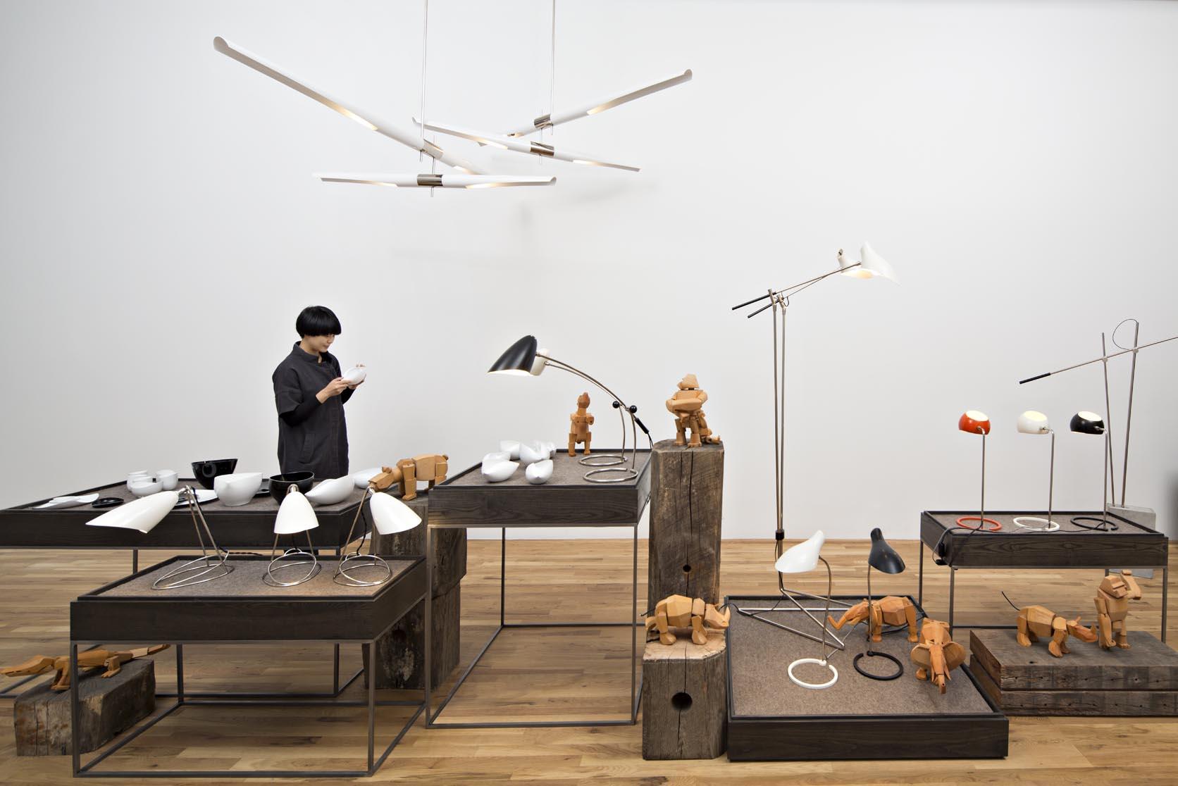 david weeks showroom display a 1 72