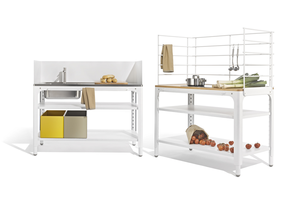 Namber Germany portable kitchen modular rental