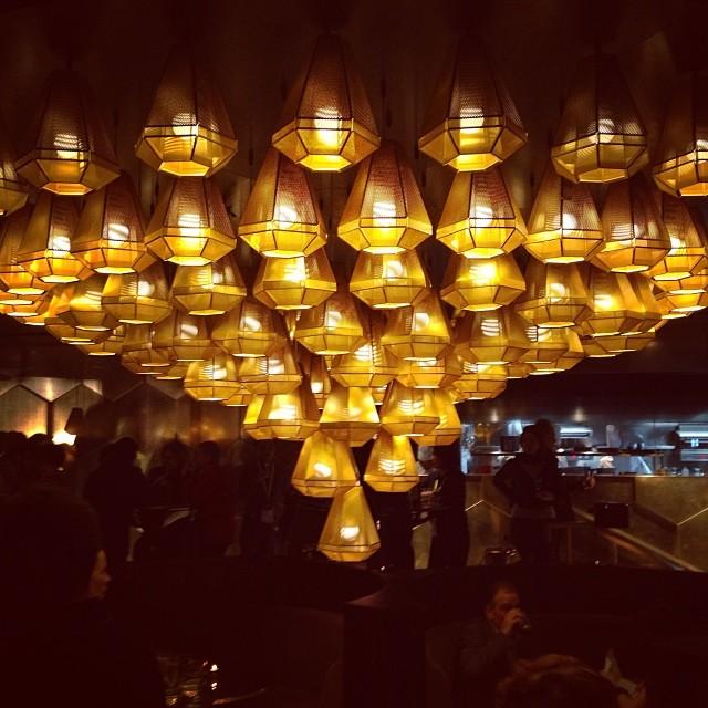 Tom Dixon design restaurant in Paris