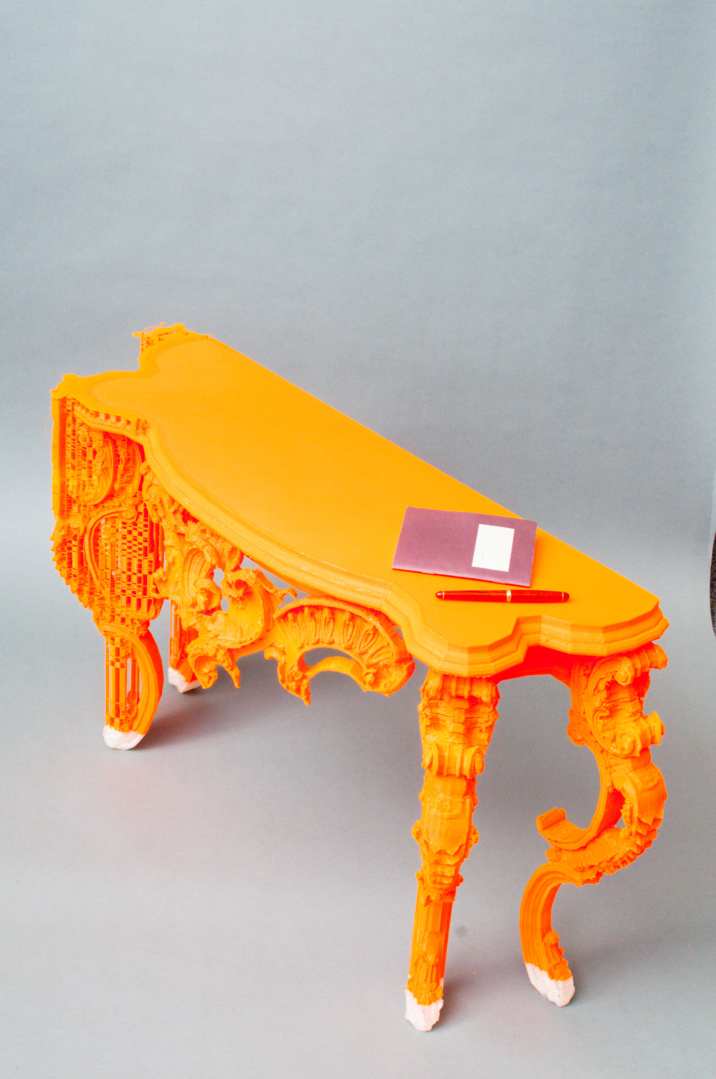 Table Designed by Exploration Architecture with BigRep Printer