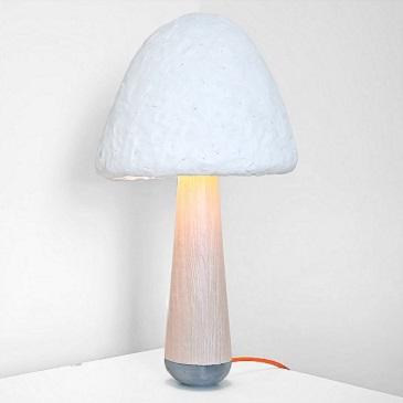 Mush Lume Lamp by Danielle Trofe