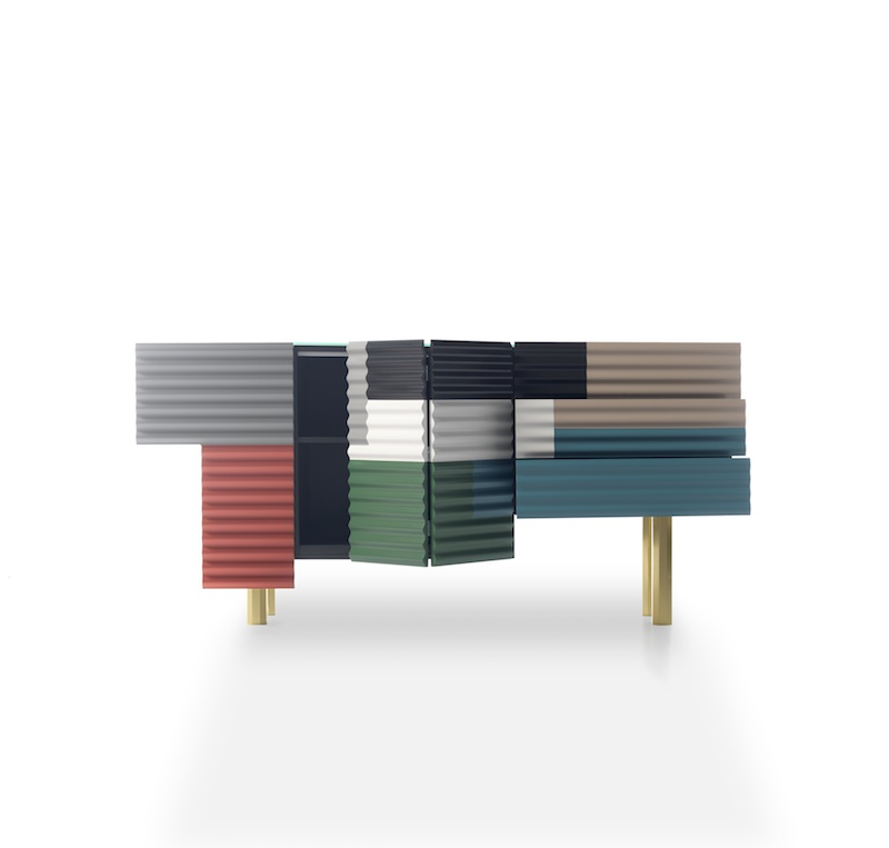 Shanty Cabinet by Doshi Levien