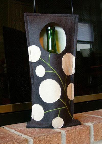 Wine Pocket Money Tree