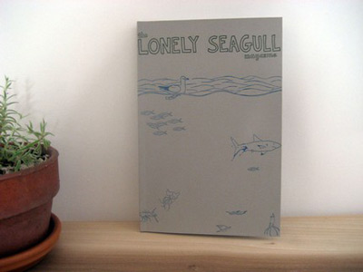 Lonely Seagull magazine