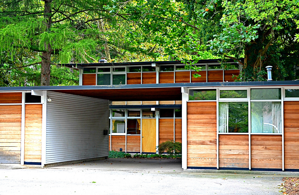 eames max de pree house for herman miller founder Michigan