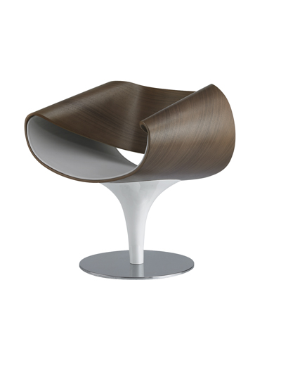 Martin Ballendat's Perillo lounge chair