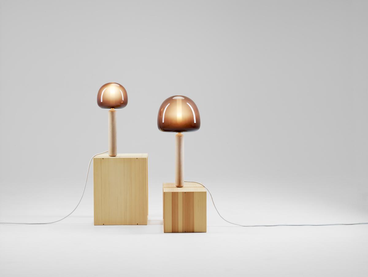 The Wobbelhead Lamp