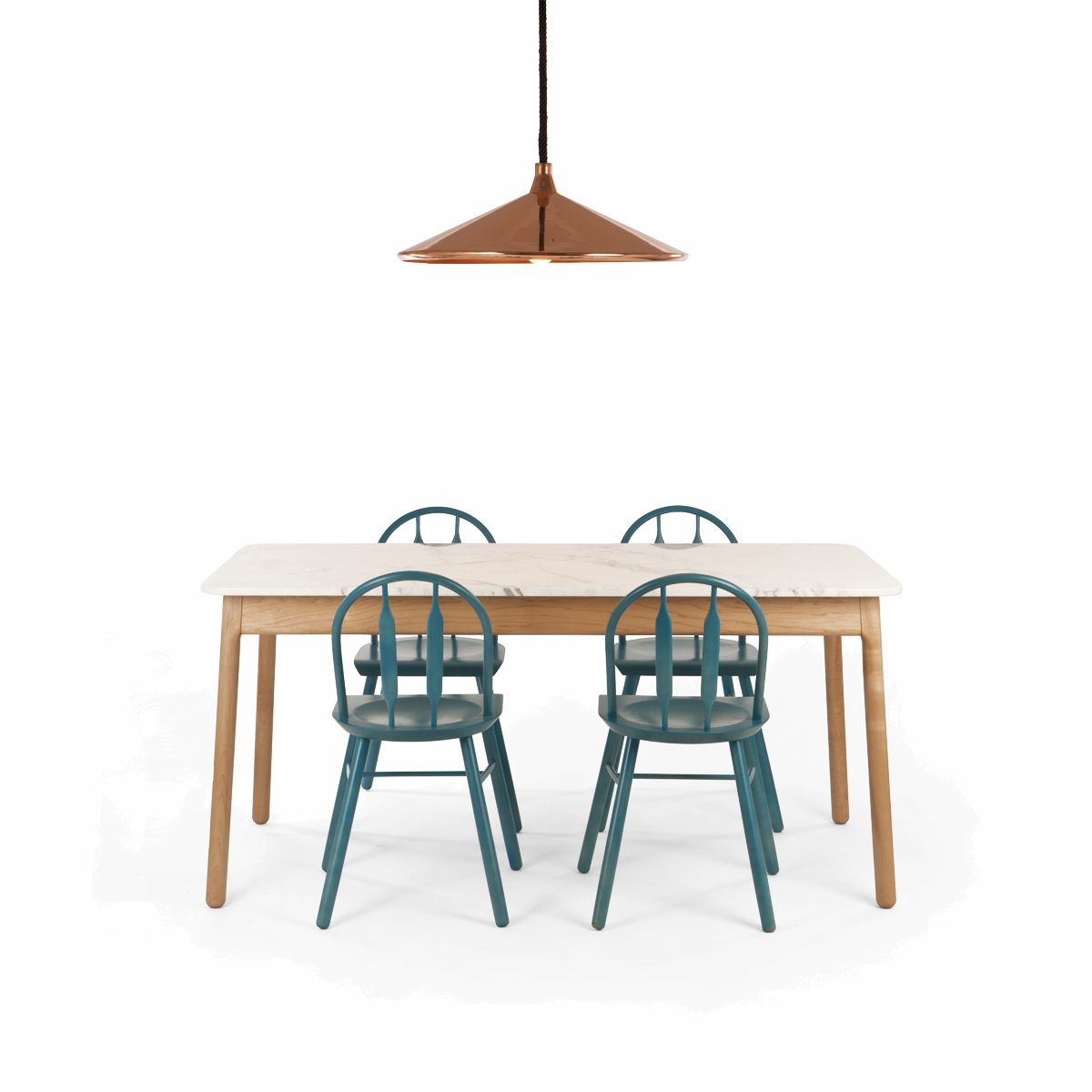 01 mattermade farm table with windsor chairs