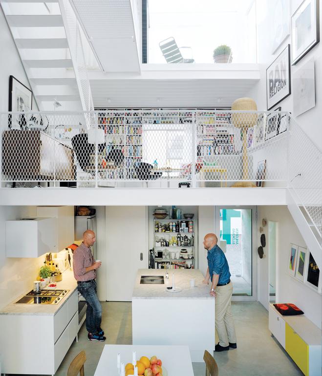 Light-filled house designed by Scandinavian architect