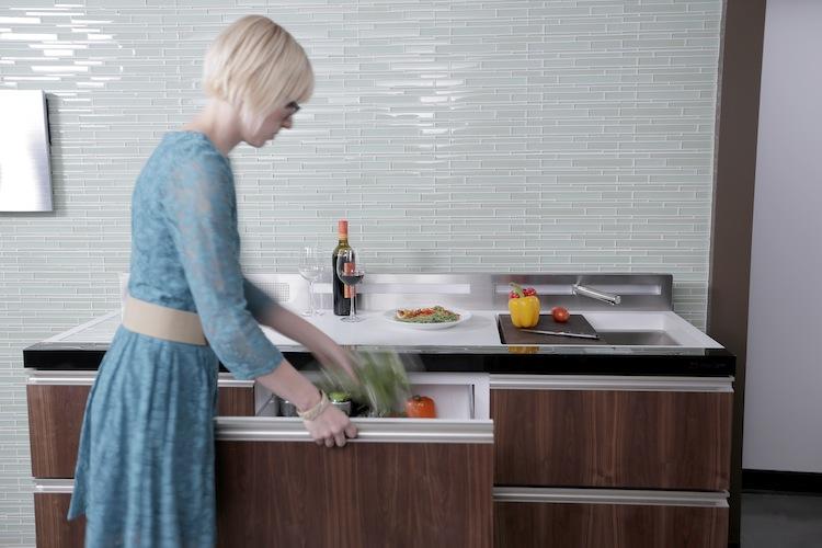 GE Micro Kitchen Concept