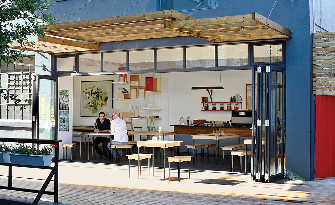 10 Great Coffee Shops for Design Fans | Dwell