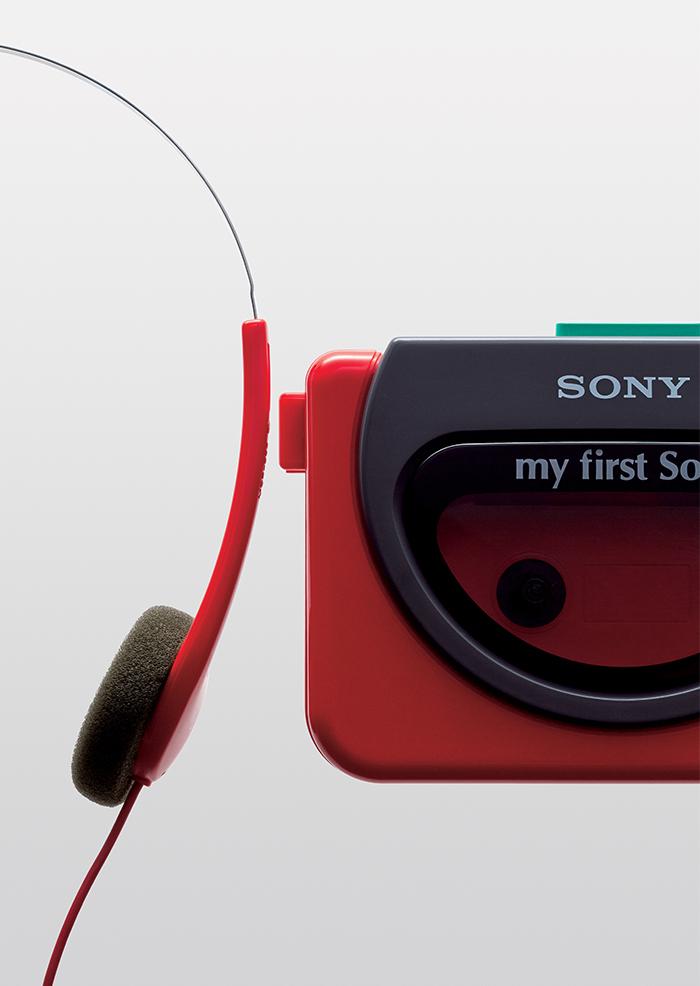 Sony design retrospective book by Rizzoli