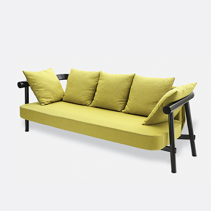 modern furniture design frame structure Coedition Altay sofa