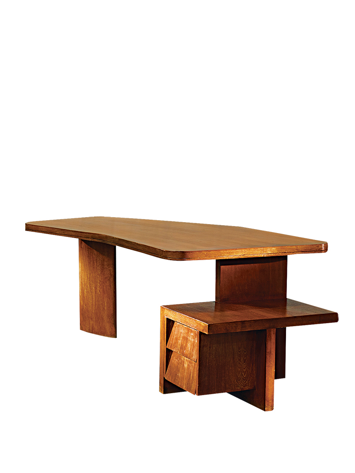 modern furniture design Pierre Jeanneret Le Corbusier