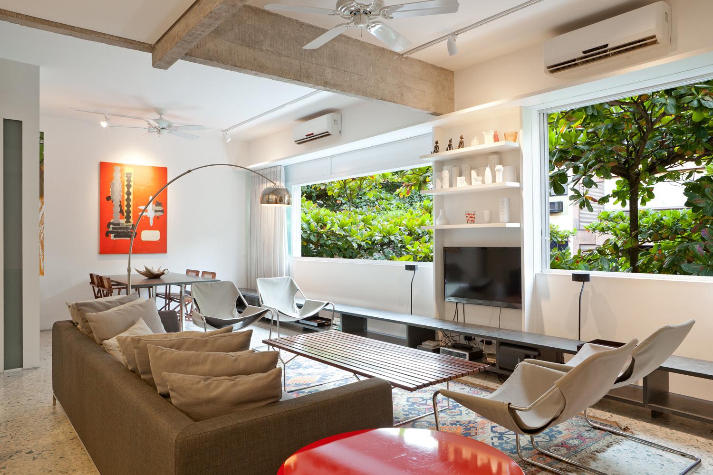 Modern apartment in Rio de Janeiro