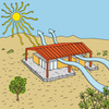 austin residence illustration canopy