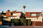 Twin houses face off in La Jolla across wide-open walls and decking. The design held such appeal that the architect claimed one 2inn for himself.