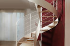 rizzi steel spiral staircase