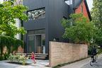 contrast house exterior