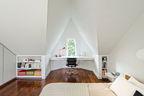 contrast house master bedroom desk
