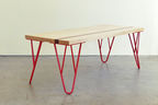 nola x nyc pop up samuel provenza studio table