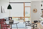 capitol gains seattle multifamily living dining room wassily chair chaise le corbusier cb2  0