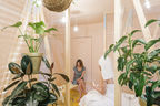 Bathyard renovation in Madrid, Spain