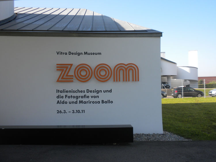 The Vitra Design Museum originally housed a permanent chair collection. In 1994, however, the curators moved the chair collection to Zaha Hadid's Fire Station, which was transformed from firehouse to gallery (see more in part two), and introduced a progra