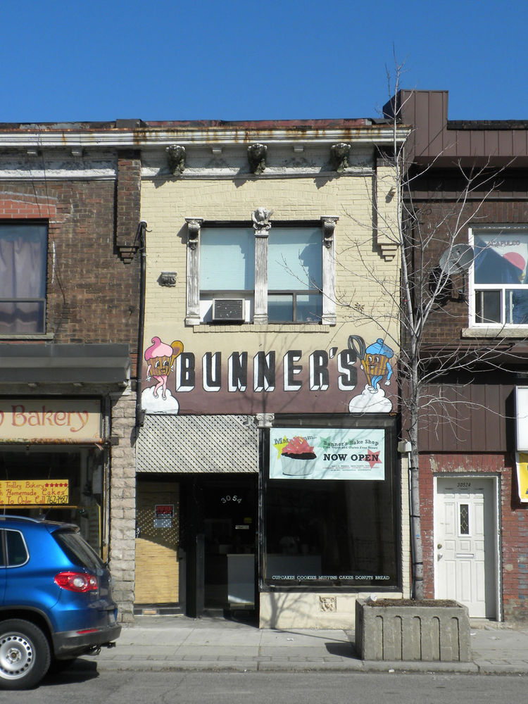 """On the culinary front, <a href=""""http://www.bunners.ca"""">Bunner's</a> offers vegan and gluten-free baked goods. I was treated to a cookie from Bunner's and have to say, even as an omnivore, it was delicious."""