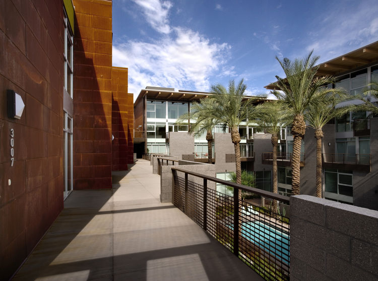 """The Safari Drive in Scottsdale, Arizona, designed by The Miller