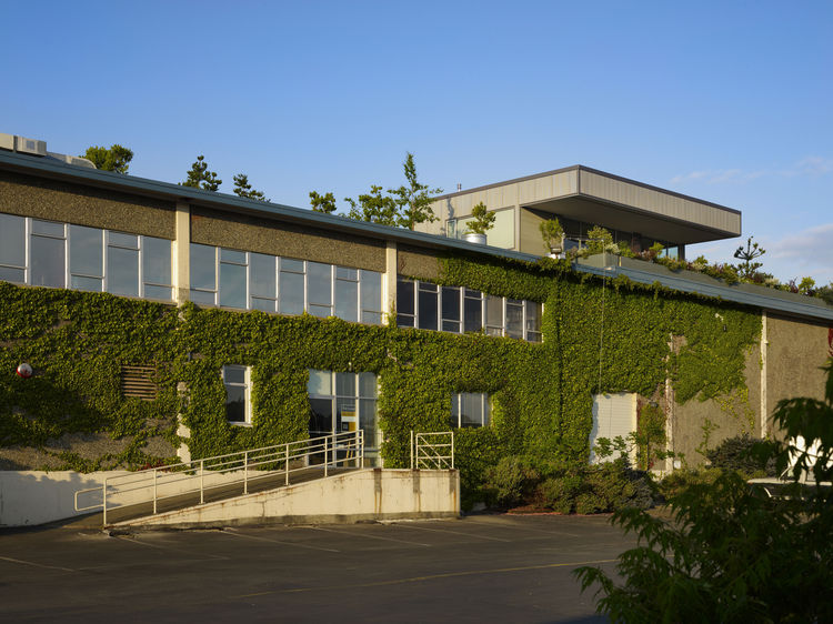 """The Sky Ranch in Seattle, Oregon, designed by The Miller