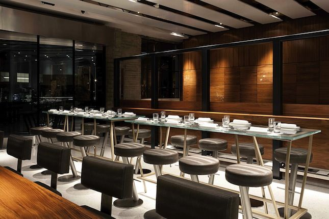 "<b><a href=""http://www.lukshon.com/"" target=""_blank"">LUKSHON</a></b> Restaurant designed by <a href=""http://www.anahentondesign.com/"" target=""_blank"">MASS Architecture and Design</a> <br /><br />  A Culver City, California dining destination by restaurant"
