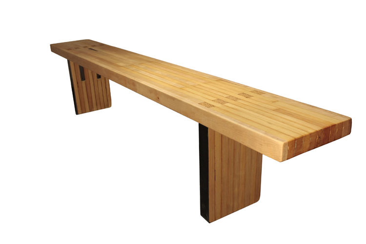 "7-10 Split bench by <A HREF=""http://www.counterevolutionnyc.com"">CounterEvolution NYC</A>"