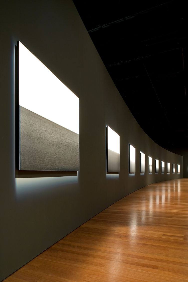 Hiroshi Sugimoto at the de Young by Mark Cavagnero Associates Citation Award for Interior Architecture