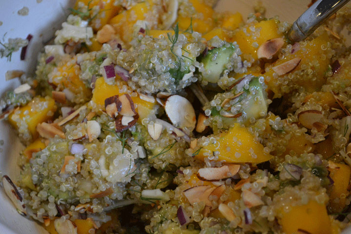 "Mmm... the final results, ready for enjoying. Photo courtesy <a href=""http://microsites.boschappliances.com/amyskitchentable/"">amyskitchentable.com</a>."