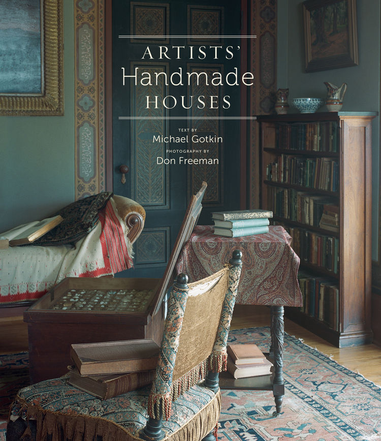 "<i>Artists' Handmade Houses</i> is available from Abrams and also features the homes of nine other artists. Learn more at <a href=""http://www.abramsbooks.com/Books/Artists__Handmade_Houses-9780810995840.html"">abrambooks.com</a>.<br /><br /><p><em><strong>"