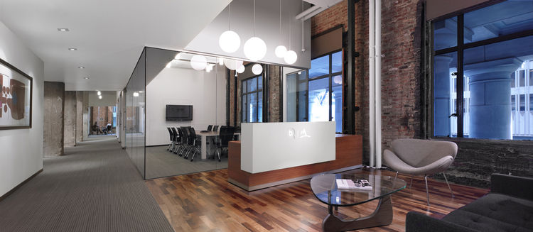 """The final Work Small Notable Award was given to <a href=""""http://www.smithgroup.com/"""">SmithGroup</a> for the Baker Avenue Asset Management office."""