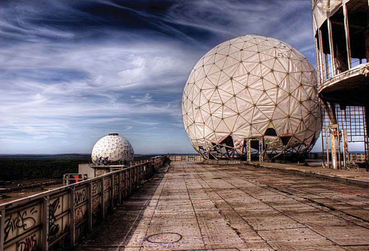 <i>NSA Station</i> photographed in Berlin, Germany, by Frank K.