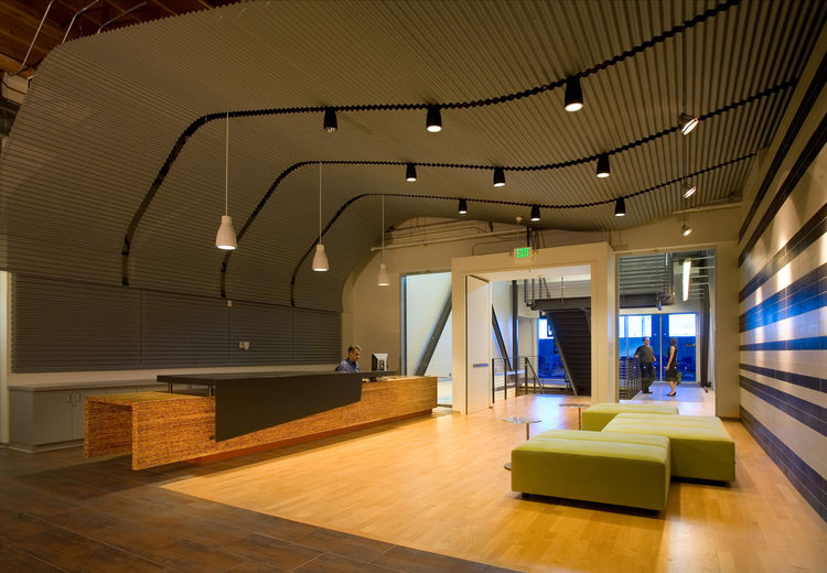 """<a href=""""http://www.studiosarchitecture.com/"""">STUDIOS Architecture</a> was awarded a Notable Work Big Award for its Capitals Programs & Facilities Management center at the University of California, San Francisco."""