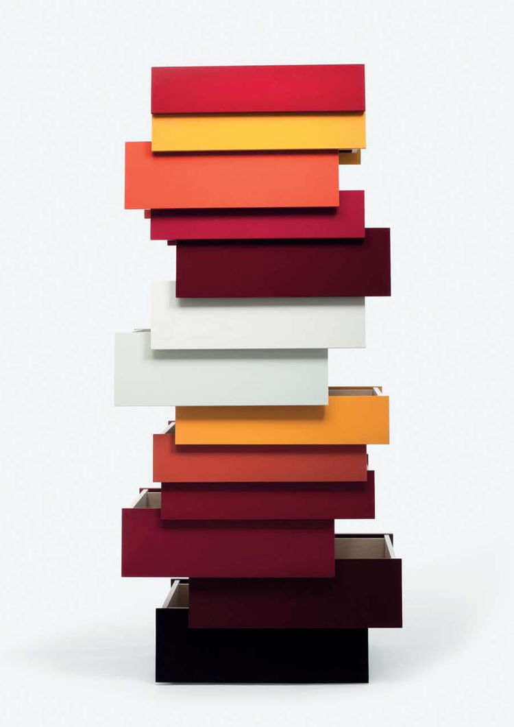 """Stack (chest of drawers) by <a href=""""http://www.raw-edges.com/"""">Raw-Edges</a>."""
