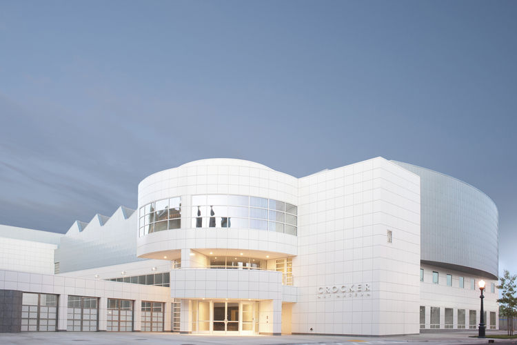 This rendering shows Gwathmey Seigel's plans for the expansion of the museum.